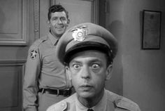 Photo of Andy Griffith Show pics. for fans of The Andy Griffith Show 23582952 Old Tv Shows, Best Tv Shows, Favorite Tv Shows, Favorite Things, Barney Fife, Don Knotts, The Andy Griffith Show, Classic Tv, Comedians