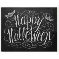 Happy Halloween Sign Halloween Chalkboard Art Halloween Decor Black... (48 BRL) ❤ liked on Polyvore featuring home, home decor, black, home & living, home décor, ornaments & accents, whimsical home decor, black and white home decor, halloween signs and black home decor
