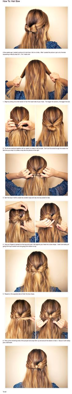 Hairstyles For Black Women Cute Hairstyles - Hair Bow Hairstyle Tutorial.Hairstyles For Black Women Cute Hairstyles - Hair Bow Hairstyle Tutorial 5 Minute Hairstyles, Top Hairstyles, Pretty Hairstyles, Simple Hairstyles, Amazing Hairstyles, Sweet Hairstyles, Wedding Hairstyles, Modern Hairstyles, Popular Hairstyles