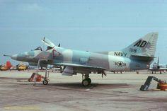 "A-4 Skyhawk ""adversary"""
