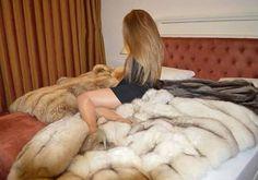 Fur, Femdom and Maybe Some Shemales Too White Fur Coat, Fox Fur Coat, Fur Coats, Fur Blanket, Merino Wool Blanket, Fur Bedding, Fur Accessories, Fur Fashion, Big Hair