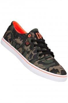 DC Bristol SE Shoe women (camo) | #skatedeluxe #sk8dlx #DC #HonigkuchenSkatepferd
