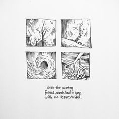 A quick haiku comic poem by Natsume Sōseki by campbellwhyte