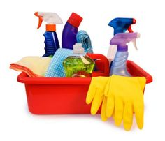 8. Ammonia In Cleaning Products