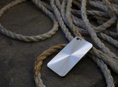Geometric Metal iPhone Case
