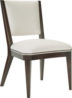 Loretta Side Chair from the Hable for Hickory Chair™ collection by Hickory Chair Furniture Co.