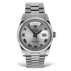 Reis-Nichols Jewelers : Pre-owned Rolex President Day-date