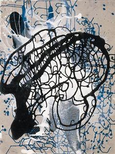 Untitled By Sigmar Polke