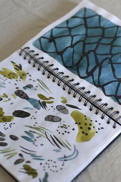Rebecca Atwood Sketchbook