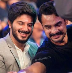 Tovino and dulquer in fashion Movies Malayalam, Malayalam Actress, Photography Poses For Men, Actors Images, Film Awards, Celebs, Celebrities, I Movie, My Hero