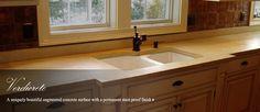 kitchen countertops wood - Google Search