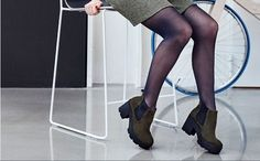 Chunky Shoes Chunky Shoes, Character Shoes, Dance Shoes, Style, Fashion, Game, Over Knee Socks, Trends, Women