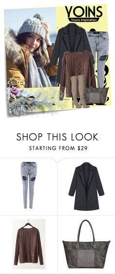 """""""YOINS"""" by sabine-rose ❤ liked on Polyvore featuring Post-It"""