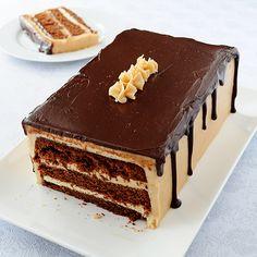 ... Mocha cakes.Tartas de moka on Pinterest | Mocha cake, Chocolate mocha