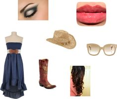 Country Twang :), created by tiffintots on Polyvore
