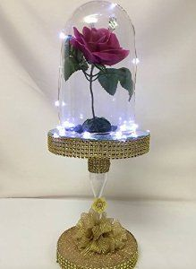 BEAUTY AND THE BEAST CENTERPIECES   toys games party supplies tablecovers centerpieces