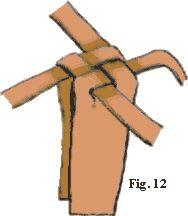 TÉCNICAS DE CUERO: Cómo hacer un botón redondo de cuero