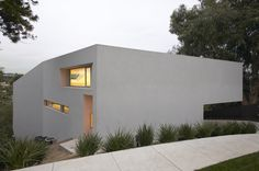 * Residential Architecture: Hill House by Johnston Marklee & Associates Modern Architecture House, Residential Architecture, Architecture Design, Concrete Architecture, Minimalist Architecture, Johnston Marklee, Caribbean Homes, House On A Hill, My Dream Home