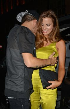 Liam Payne&Sophia Smith arrives funky buddha club