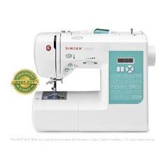 new sewing machine?