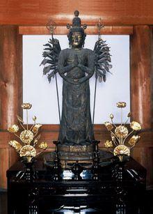 金戒光明寺の見どころ・吉備観音|浄土宗大本山・くろ谷 金戒光明寺 Japanese Shrine, Buddha Buddhism, Deities, Fountain, Statue, Temples, Outdoor Decor, Buddha, Water Fountains