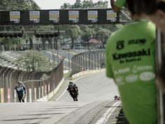 Super bike - Interlagos, São Paulo, Brazil.
