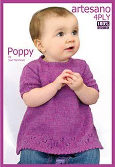 link all'originale:Poppy Free Pattern English New circonferenza del busto del bambino : 46(50,56, 61, 66)cm. circ del vestitino: 53(58, 61, 66, 71)cm lunghezza totale:36(39, 43, 47, 51)cm lunghezz...