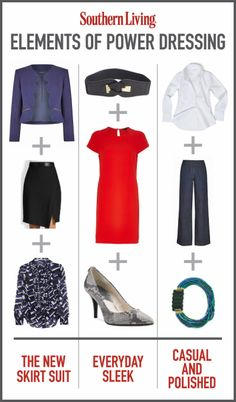 The Elements of Power Dressing You Need To Be Professional And Chic