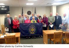 Kendall County Commissioners, vietnam veteran news, mack payne