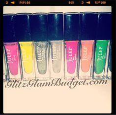 Nail Polish Color Preference