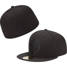 4ce40056c46 New Era Brooklyn Nets Tonal 59FIFTY Fitted Hat - NBAStore.com Nba Store
