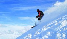 Want to go skiing again!