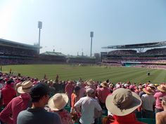 Jane McGrath day, Australia v England, SCG, 5th January 2014