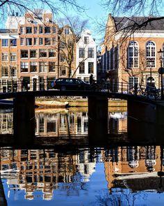 Amsterdam Netherlands... Photo from @the_daily_traveller!  Πήρες μέρος στον διαγωνισμό με δώρο αναμνηστικά από το Άμστερνταμ; Δες περισσότερα στο σχετικό post!