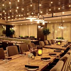 Illinois: Perennial Virant Chicago is brimming with eco-friendly restaurants these days. Just ask Anthony Todd, Food and Drink Editor at Chicagoist, who could rattle off laudable green restaurants—there's Cantina 1910, The Bristol, Longman & Eagle, Farmhouse—for the length of a meal. Top honors goes to Perennial Virant for Chef Paul Virant's unwavering devotion to cooking dishes from scratch year-round, using only what's in season from the local harvest.
