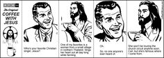 Gotta love a little irreverence to shake up one's Christian bubble.