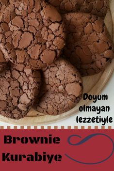 Brownie Kurabiye #browniekurabiye #tatlıkurabiyeler #kurabiye #nefisyemektarifleri #tarif