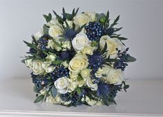 Google Image Result for http://4.bp.blogspot.com/-iLF2oGrikbs/TwLLD1dOxrI/AAAAAAAABQ0/wBXP4CjBE5w/s1600/bouquet-scottish-thistle-rose-navy-white-silver.jpg