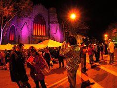 Salem, Mass at Halloween... on my bucket list! :)