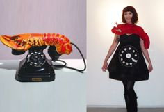DIY: How to Make a Last Minute Salvador Dali Lobster Telephone Costume in Just 30 Minutes! | Inhabitat - Sustainable Design Innovation, Eco Architecture, Green Building
