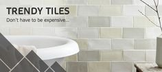 Craquele - Bathroom Tiles - Tiles I loved a brick tile and these are just stunning! New Bathroom Ideas, Family Bathroom, Brick Tiles, Perfectly Imperfect, Contemporary, Modern, Glaze, Fails, Bathrooms