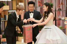 Keep Running, Running Man, Ancient Armor, Kim Ji Won, Luhan, Girlfriends, Formal Dresses, My Love, Couples