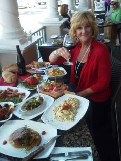 Lunch with Chef Judi: Made In Italy. Venice, FL