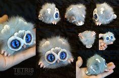 Mini-mini owl toy by KrafiCat on DeviantArt