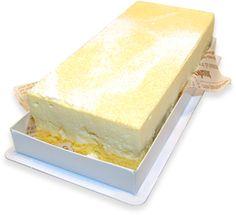 京都発、お口の中でふわっととろける、新食感のレアチーズケーキ