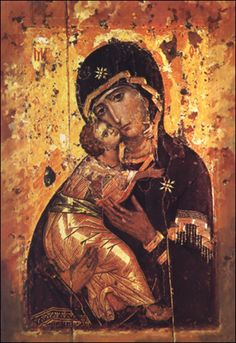 (This is Enrico and Chiara's daily prayer trusting in Virgin Mary) O Virgin Mary, you are my Mother, who on behalf of God love me. Byzantine Icons, Byzantine Art, Virgin Mary Art, Madona, Prayers To Mary, Greek Mythology Art, Roman Mythology, Archangel Raphael, Divine Mother