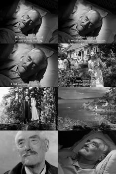 Wild Strawberries - Ingmar Bergman