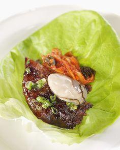 This sauce recipe, courtesy of Momofuku chef David Chang, is used to make Bo Ssam.