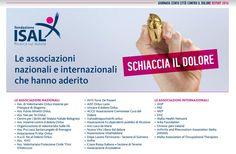 Grazie a Fondazione ISAL per averci ospitate in questa importantissima iniziativa contro il dolore!