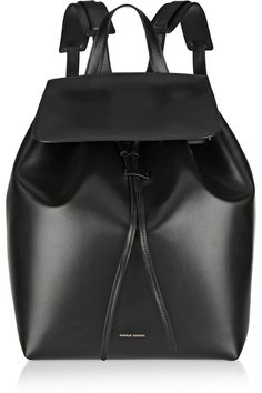 Mansur Gavriel | Leather backpack | NET-A-PORTER.COM